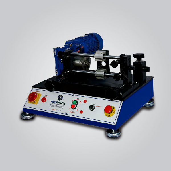 Coiling Gold Machine for Bangles and Rings