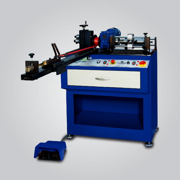 Dragging, Coiling and Rolling Gold Machine