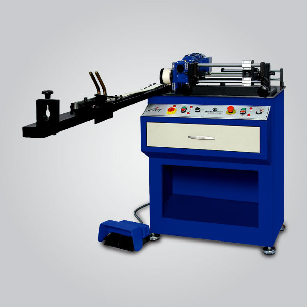 Dragging and Coiling Gold Machine