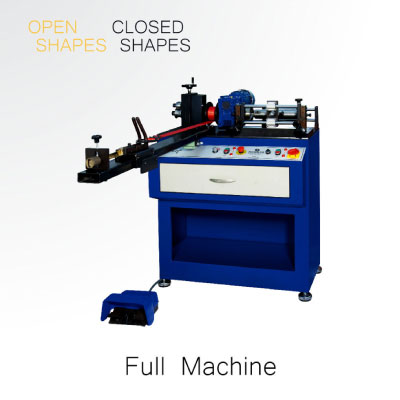 Gold Dragging, Coiling and Rolling Machine