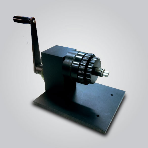 Manual Rolling Gold Machine to make Chains